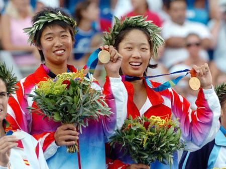 中国女网角逐奥运力争奖牌劲敌包围女双是突破口