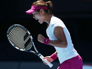 澳网李娜顶住次盘反扑完胜过关连续两年进决赛