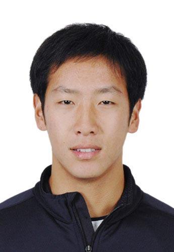 图文-北京奥运中国代表团网球队队员 男队员于欣源