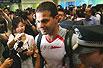 纳达尔抵达北京备战奥运会