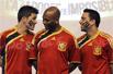 西班牙公布新战袍