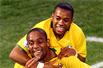 联合会杯-罗比尼奥建功巴西3-0美国