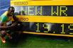 世锦赛-博尔特19秒19破200世界纪录