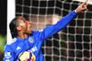 英超-德罗巴扳平对手献乌龙 切尔西2-1超曼联5分