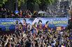 巴塞罗那欧冠凯旋游街庆典