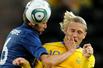 热身赛-法国4-1胜乌克兰