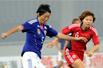奥预赛-女足0-1日本 无缘奥运