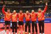 世乒赛-男团胜德国 豪取六连冠