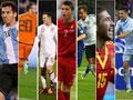 德国荷兰阿根廷横扫