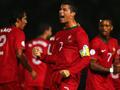 C罗戴帽葡萄牙4-2逆转