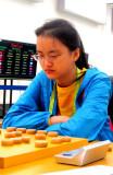 中国美女棋手唐丹