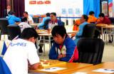 亚运象棋比赛现场