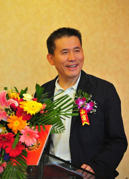 广州亚运会中国高尔夫代表队领队庞政