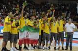 伊朗领取铜牌