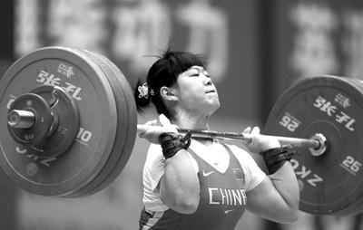 刘春红在69公斤级优势明显
