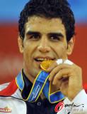 伊朗选手夺金牌