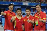 强悍的中国将士们