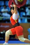 中国选手刘春红