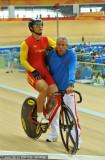 张磊和教练