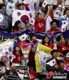 韩国观众很疯狂