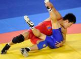 蒙古选手很给力