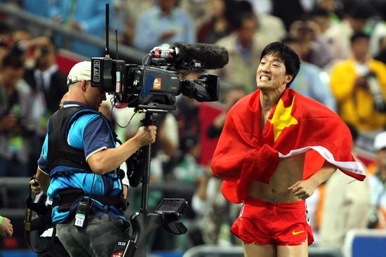 中国健儿的骄傲