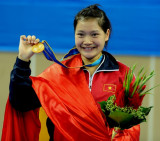 越南选手黎碧芳