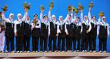 伊朗女队获得第三
