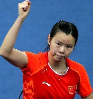中国女羽三场逆转3-0完封韩国亚运会团体五连冠