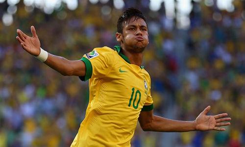 巴西希望之星内马尔