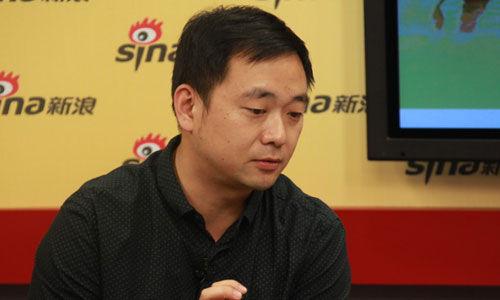 著名体育评论员颜强