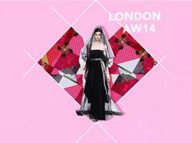 伦敦时装周情人节开场
