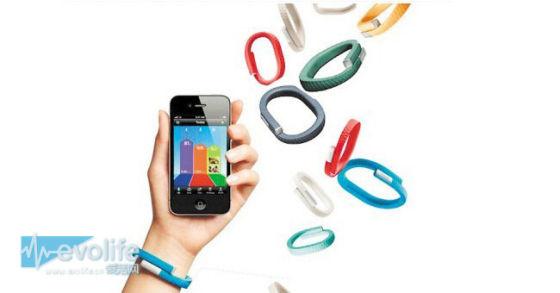 时尚、智能、健康等标签的智能手环、腕带