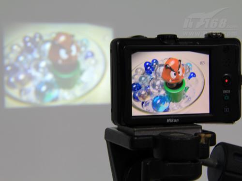 跨界再次来袭投影相机尼康S1100pj评测