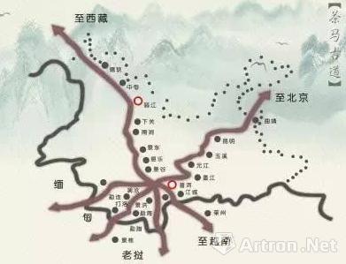 翡翠的丝绸之路