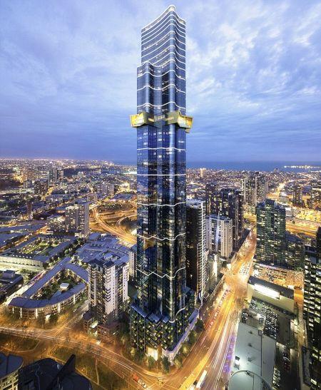 未来南半球的最高建筑
