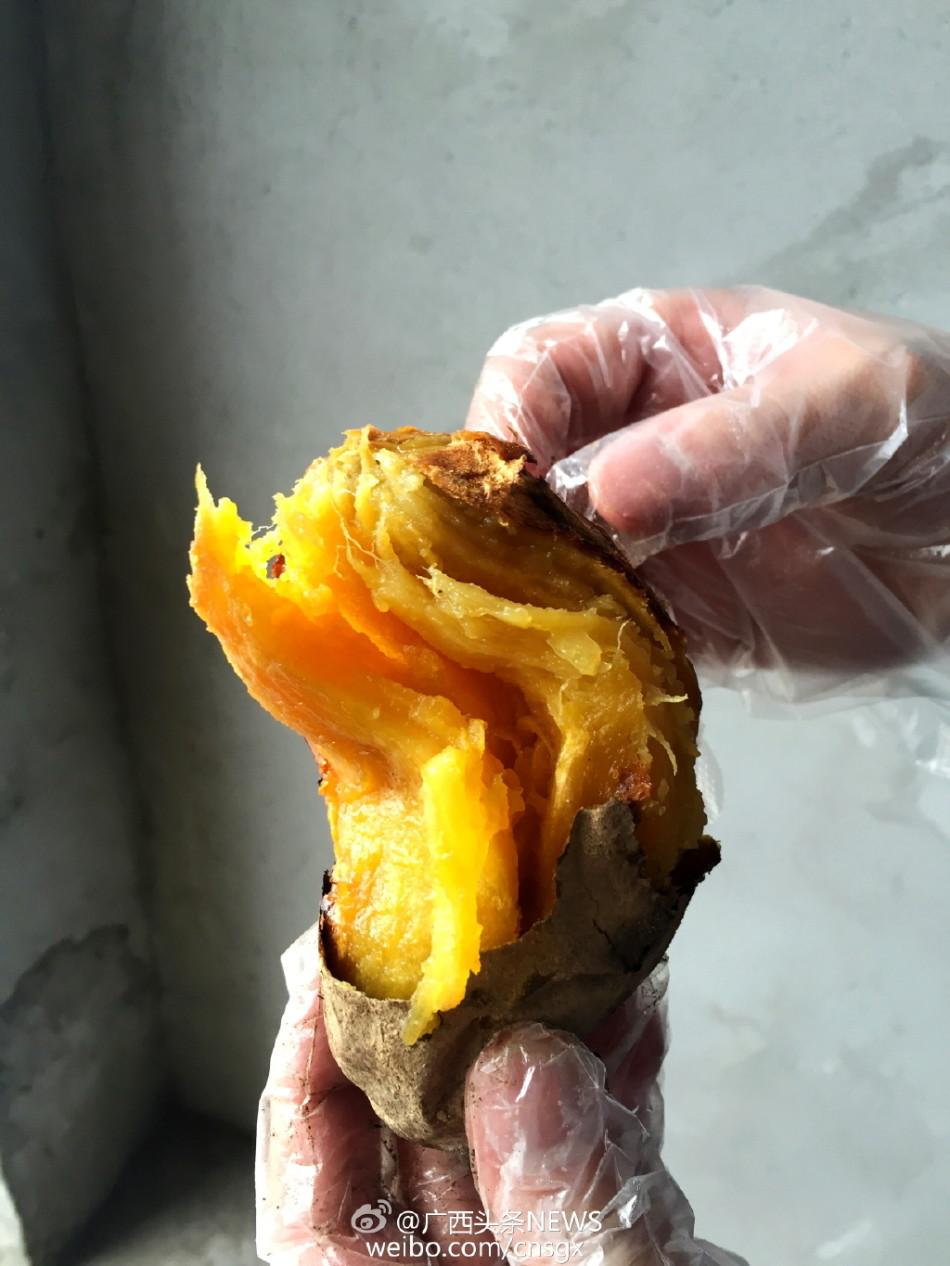 红薯七大神奇功效知多少
