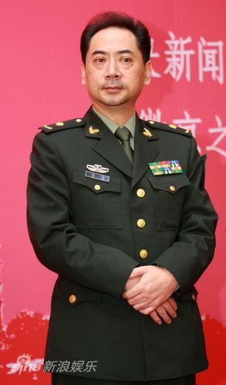叶挺将军演员刘劲