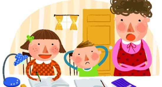 专家指导:如何应对写作业磨蹭的孩子?
