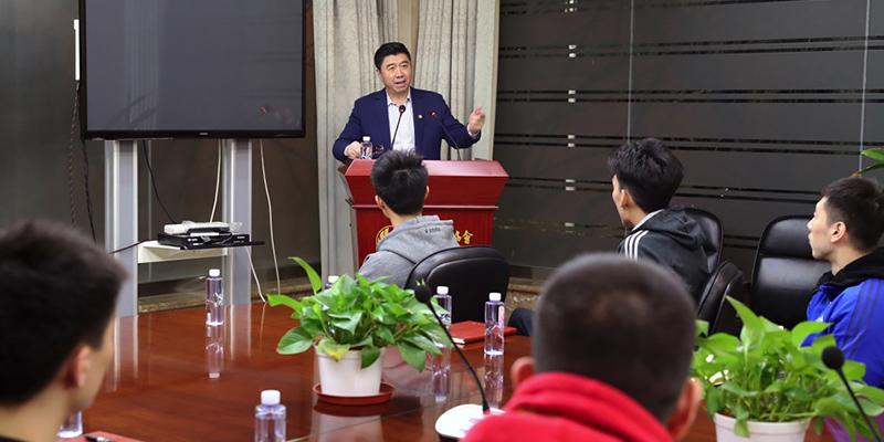 国家男排召开2019年备战工作动员会